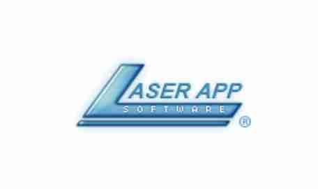 logo laser app